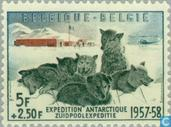 Postage Stamps - Belgium [BEL] - South Pole expedition
