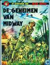 Strips - Buck Danny - De geheimen van Midway