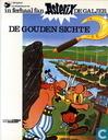 Comic Books - Asterix - De gouden sichte