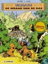 Comics - Yakari - De wraak van de das