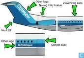 Luchtvaart - NLM CityHopper (NLM) (.nl) - NLM (03) F-28