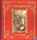 Strips - Drie musketiers, De [Dumas] - De 3 Musketiers