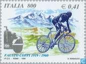 Postzegels - Italië [ITA] - Fausto Coppi