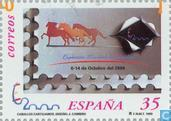 Postage Stamps - Spain [ESP] - España 2000 Stamp Exhibition