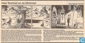 Strips - Bommel en Tom Poes - Heer Bommel en de minionen