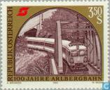 Postzegels - Oostenrijk [AUT] - Spoorwegjubilea