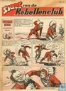 Bandes dessinées - Sjors van de Rebellenclub (tijdschrift) - 1956 nummer  51