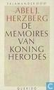 De memoires van koning Herodes