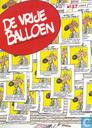 Strips - Vrije Balloen, De (tijdschrift) - Nummer  37