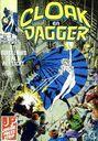 Strips - Cloak en Dagger - De duisternis is als het licht