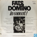 "Vinyl records and CDs - Domino, Antoine ""Fats"" - In concert!"