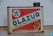 Blikken en trommels - Olazur - Olieblik
