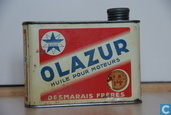 Boîtes en métal - Olazur - Olieblik Olazur