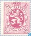 Postage Stamps - Belgium [BEL] - Heraldic lion