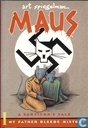 Comics - Maus - My father bleeds history