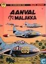 Strips - Buck Danny - Aanval op Malakka