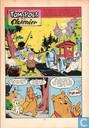 Comics - Bommel und Tom Pfiffig - Tom Poes en de glazenier