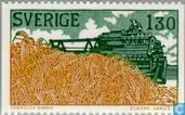 Postage Stamps - Sweden [SWE] - Agriculture