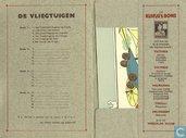 "Comic Books - Kuifjesbon producten - Chromo's ""Vliegtuigen oorsprong/1914"" 1e reeks"
