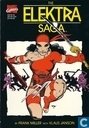 Comic Books - Elektra - The Elektra Saga