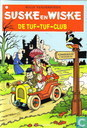 Comic Books - Willy and Wanda - De tuf-tuf-club