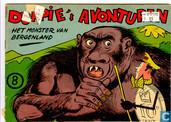Comic Books - Duppie's avonturen - Het monster van Bergenland