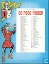 Comic Books - Red Knight, The [Vandersteen] - De zwarte wolvin