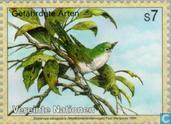 Postzegels - Verenigde Naties - Wenen - Bedreigde dieren