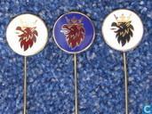 Speldjes, pins en buttons - Scania - Scania embleem