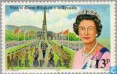Queen Elizabeth Besuch