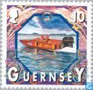 Timbres-poste - Guernesey - Dupliquer 3907965