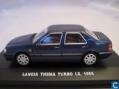 Model cars - Edison Giocattoli (EG) - Lancia Thema Turbo I.E.