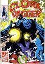 Comic Books - Cloak en Dagger - De verstekelingen