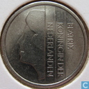 Coins - the Netherlands - Netherlands 25 cents 1988