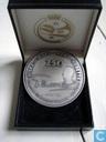 Miscellaneous - Koninklijke Munt van België - Zilveren Presse Papier Suske en Wiske 250