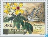 Postage Stamps - Sweden [SWE] - Daniel Solander