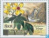 Postzegels - Zweden [SWE] - Daniel Solander