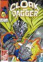 Comic Books - Cloak en Dagger - Oorlog & vrede
