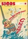 Bandes dessinées - Sjors van de Rebellenclub (tijdschrift) - 1968 nummer  32