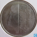 Coins - the Netherlands - Netherlands 2½ gulden 1984