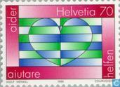 Postage Stamps - Switzerland [CHE] - Help