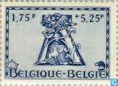 Timbres-poste - Belgique [BEL] - Cinquième Orval
