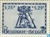 Postzegels - België [BEL] - Vijfde Orval