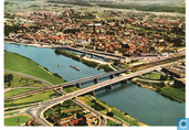 Ansichtkaarten - Venlo - Panorama Venlo