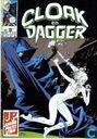 Bandes dessinées - Cloak en Dagger - Portaal naar de nachtmerrie