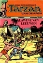 Comic Books - Tarzan of the Apes - Lawine van leeuwen
