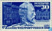 Postage Stamps - Germany, Federal Republic [DEU] - 75 years of UPU