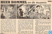 Bandes dessinées - Tom Pouce - Heer Bommel en de muzenis