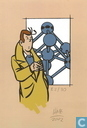 Comics - Martin Tintamarre - Het Waldmeister mysterie
