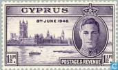Postage Stamps - Cyprus [CYP] - liberation